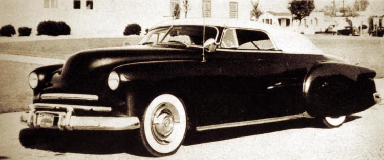 custom cars in the street ( 1950's & 1960's) P4170010