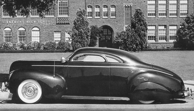 custom cars in the street ( 1950's & 1960's) - Page 2 P7312510