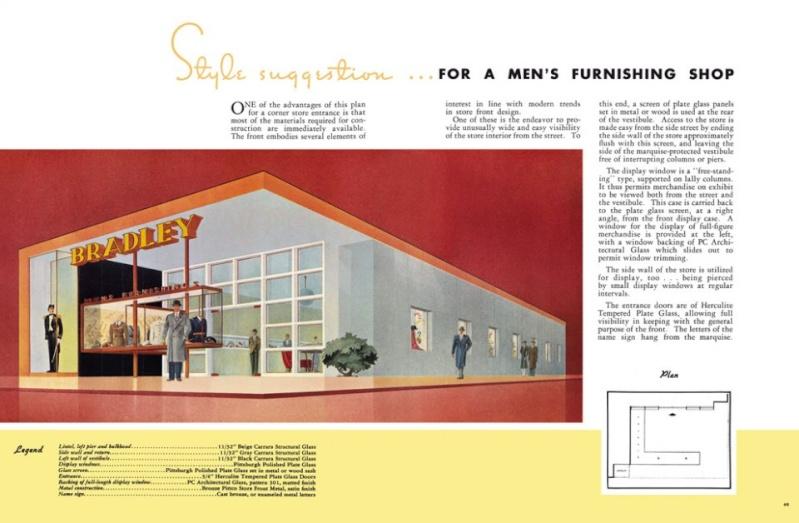 Shop America - Midcentury Storefront Design 1938-1950 - Steven Heller, Jim Heimann Page_v10