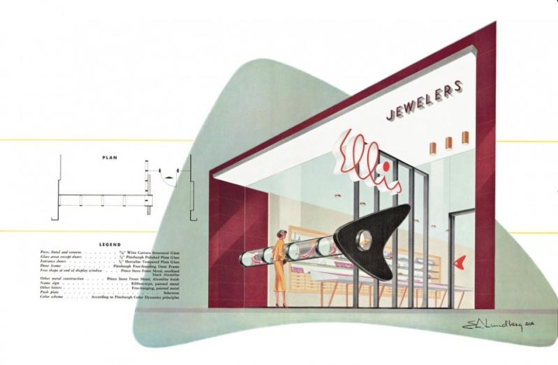 Shop America - Midcentury Storefront Design 1938-1950 - Steven Heller, Jim Heimann Page_v11