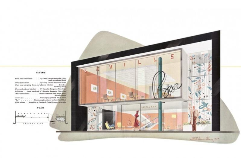 Shop America - Midcentury Storefront Design 1938-1950 - Steven Heller, Jim Heimann Page_v12