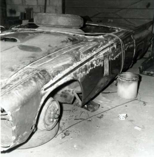 Predicta - Darrill Starbird - 1956 tbird radical bubble top custom Photo_11