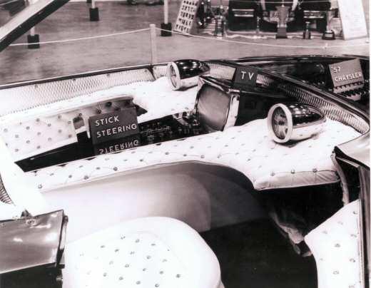Predicta - Darrill Starbird - 1956 tbird radical bubble top custom Photo_13