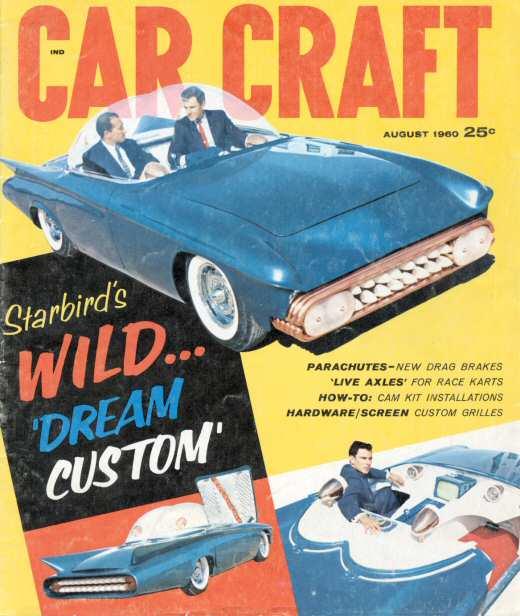 Predicta - Darrill Starbird - 1956 tbird radical bubble top custom Photo_14