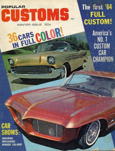 1963 Buick Riviera - XP 600 -  Jack Florence Popula10