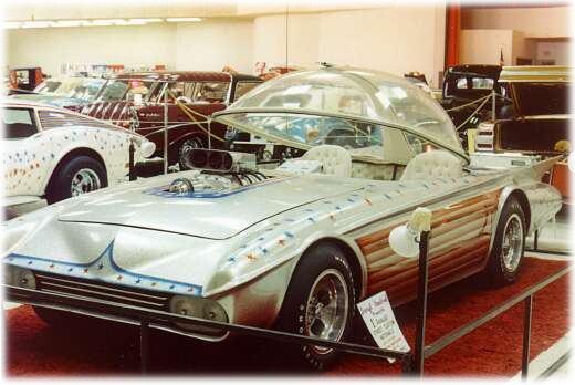 Predicta - Darrill Starbird - 1956 tbird radical bubble top custom Predrw10