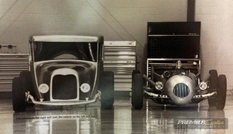 Ford T hot rod (1908 - 1927) - T rod Qa_80010