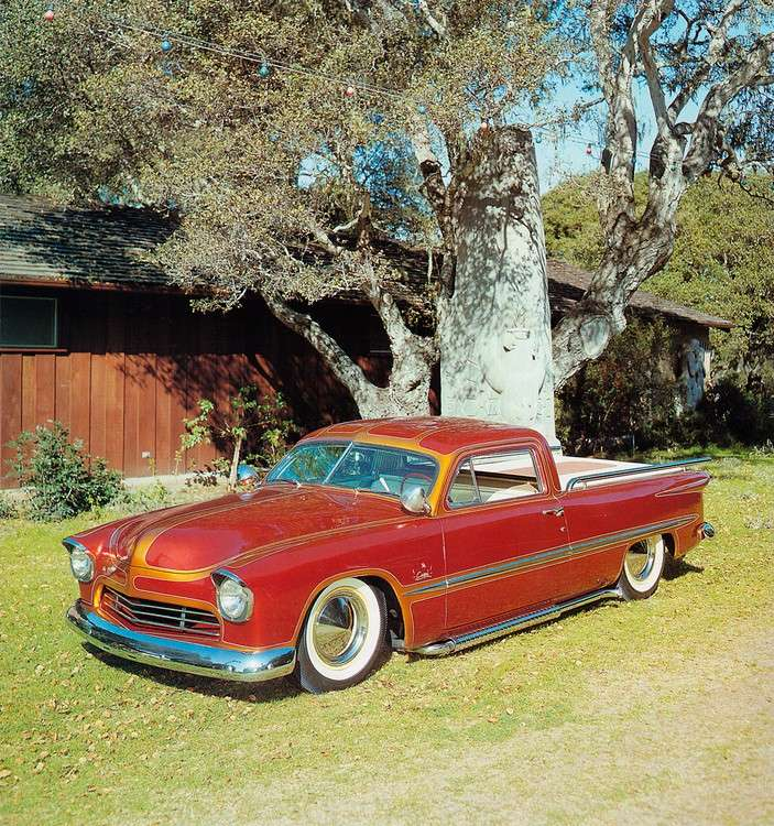 Ford 1949 - 50 - 51 (shoebox) custom & mild custom galerie - Page 5 Richar11
