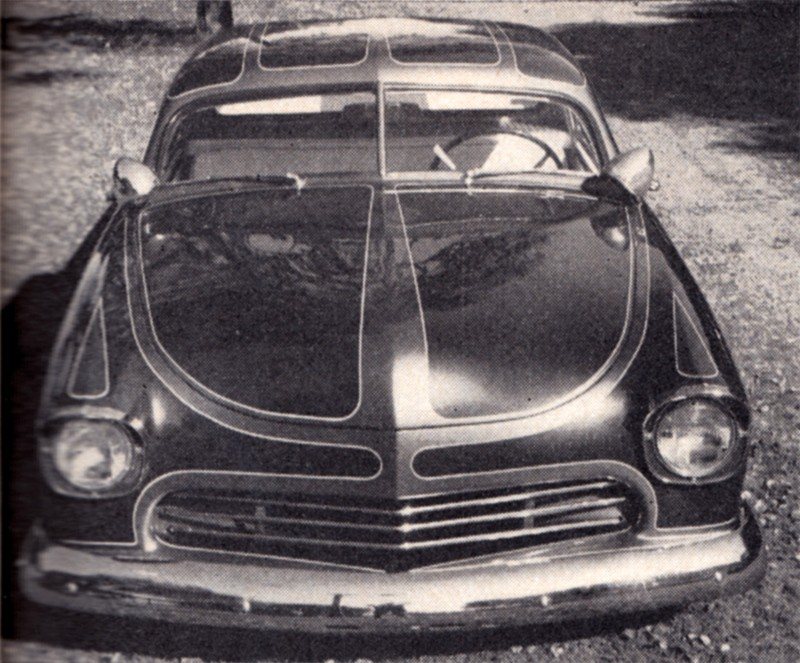 Ford 1949 - 50 - 51 (shoebox) custom & mild custom galerie - Page 5 Richar12