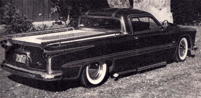Ford 1949 - 50 - 51 (shoebox) custom & mild custom galerie - Page 5 Richar13