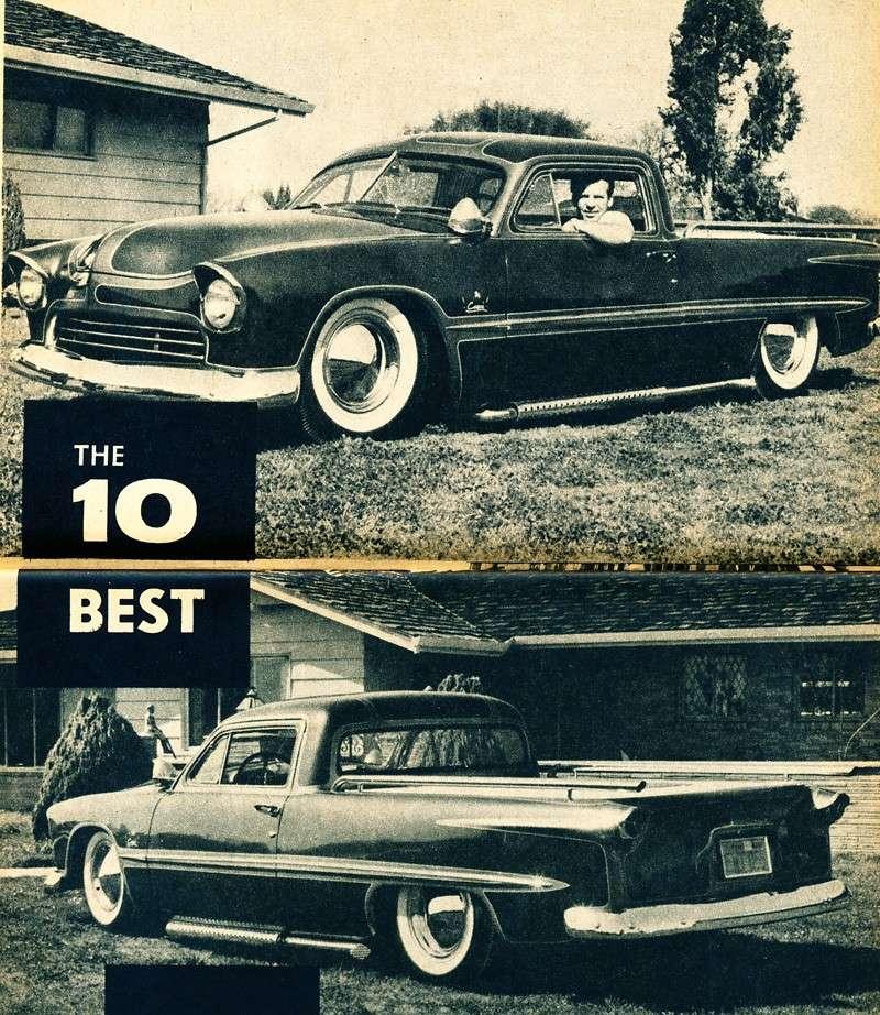 Ford 1949 - 50 - 51 (shoebox) custom & mild custom galerie - Page 5 Richar14
