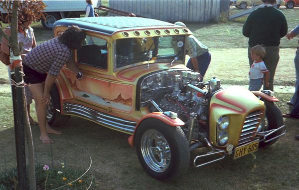 Sixties show rods &  Custom Rods Sedoup12