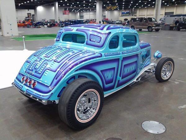 Iron Orchid - '34 Ford -  Galpin Auto Sports Shuten10