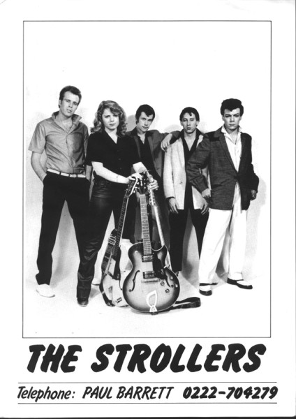 Gina & the Strollers Stroll10