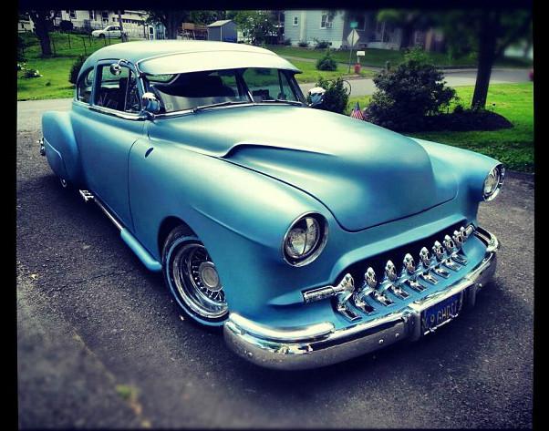 Pontiac 1949 - 54 custom & mild custom T2ec1102