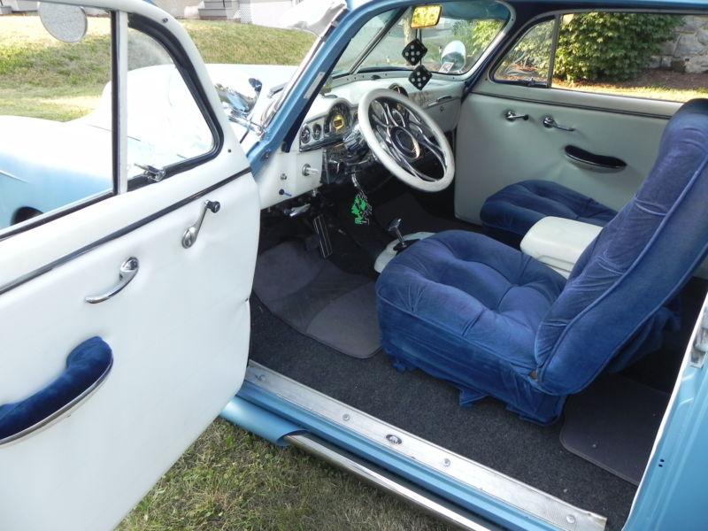 Pontiac 1949 - 54 custom & mild custom T2ec1103