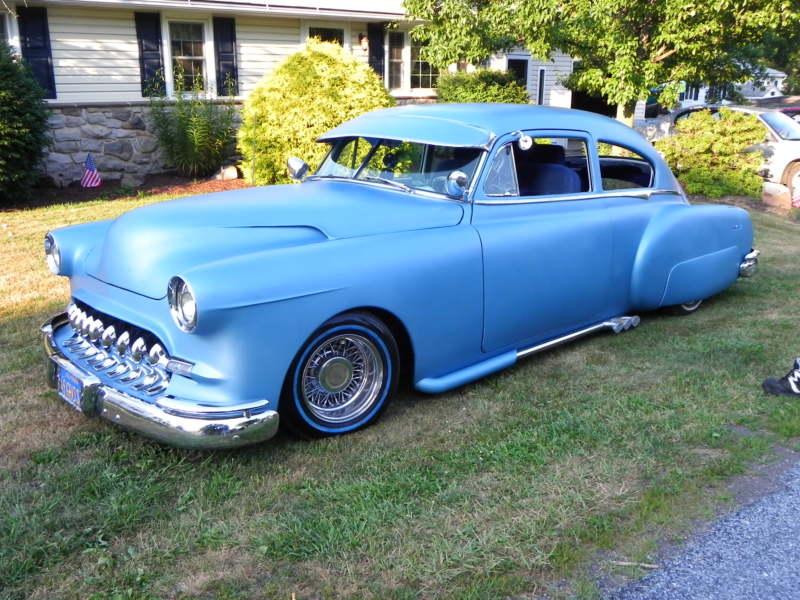 Pontiac 1949 - 54 custom & mild custom T2ec1104
