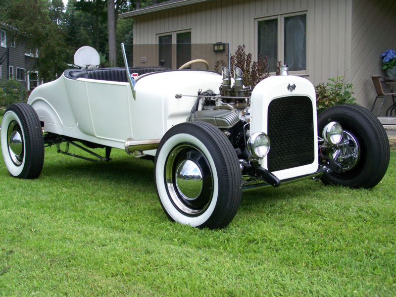 Ford T hot rod (1908 - 1927) - T rod T2ec1112