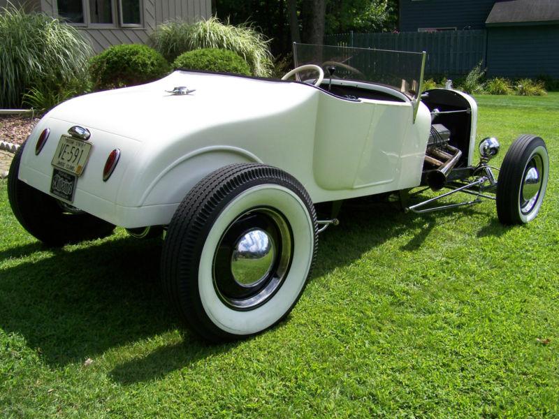 Ford T hot rod (1908 - 1927) - T rod T2ec1114