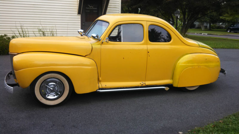 Ford & Mercury 1941 - 1948 customs & mild custom - Page 2 T2ec1186