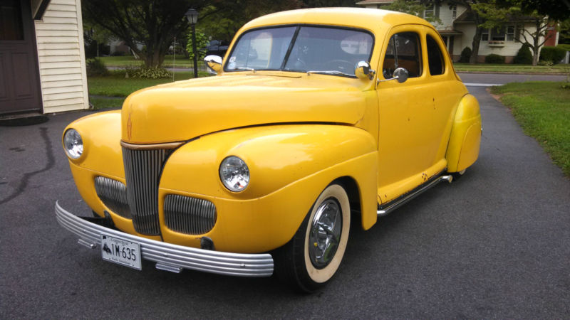 Ford & Mercury 1941 - 1948 customs & mild custom - Page 2 T2ec1188