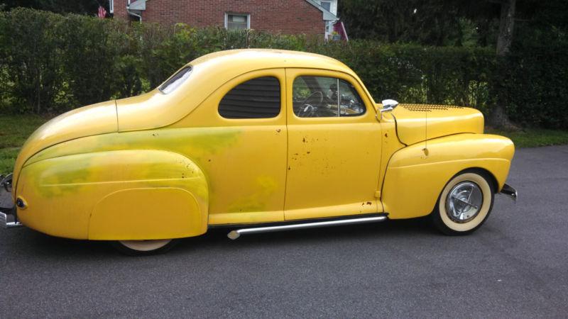 Ford & Mercury 1941 - 1948 customs & mild custom - Page 2 T2ec1189