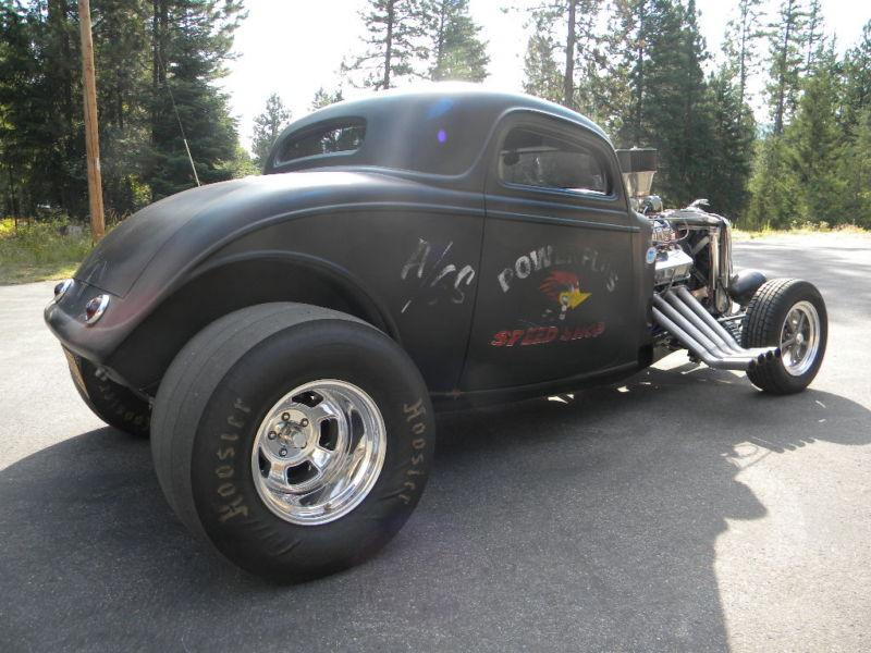 Hot rod gasser T2ec1206