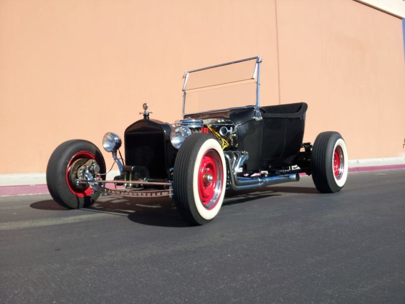 Ford T hot rod (1908 - 1927) - T rod T2ec1240