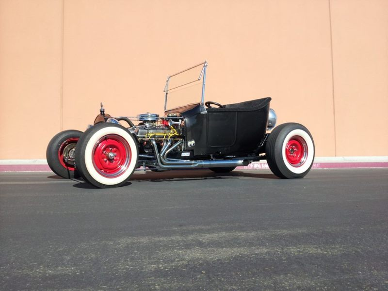 Ford T hot rod (1908 - 1927) - T rod T2ec1241