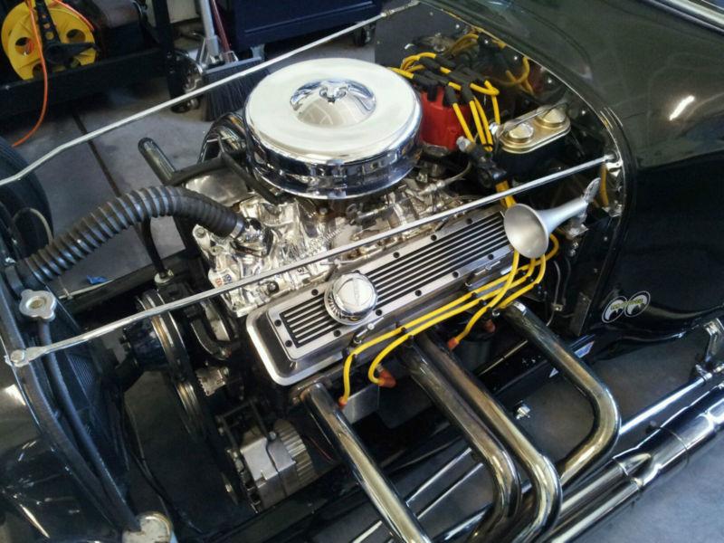 Ford T hot rod (1908 - 1927) - T rod T2ec1242