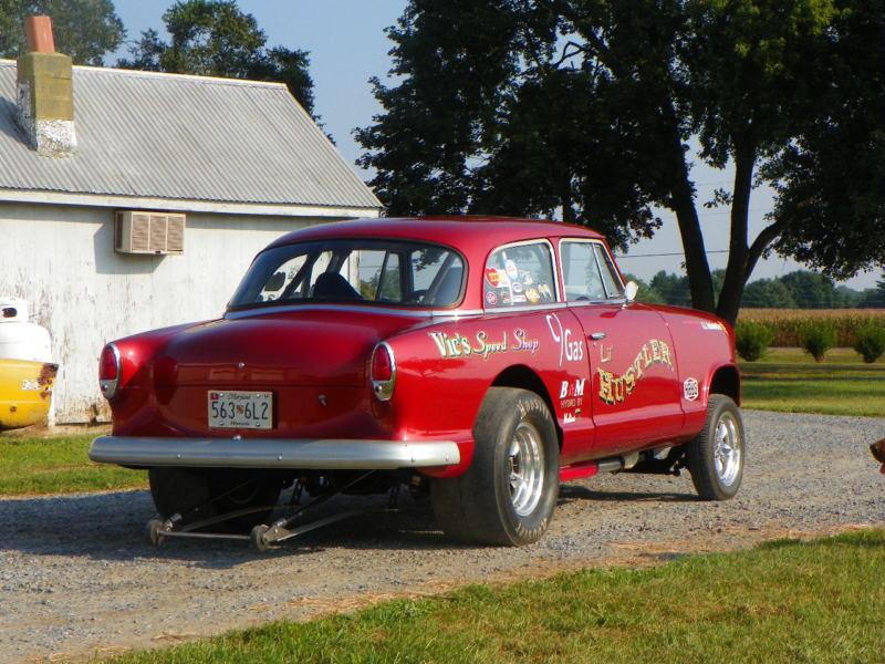 Amc, Kaiser, Rambler, Nash, Hudson, Studebaker gassers T2ec1261