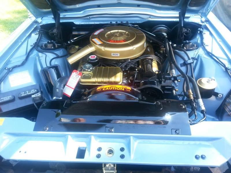 Ford Thunderbird 1964- 1966 custom & mild custom T2ec1269