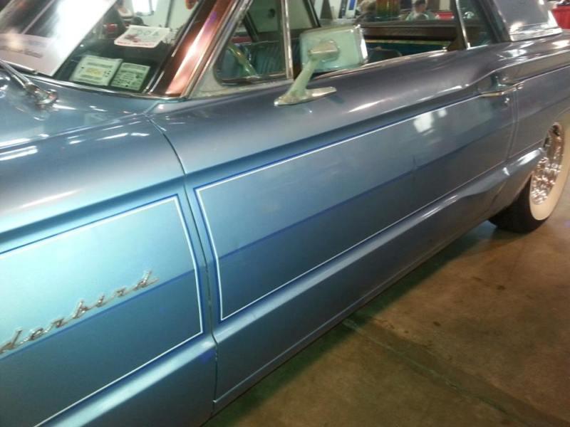 Ford Thunderbird 1964- 1966 custom & mild custom T2ec1270