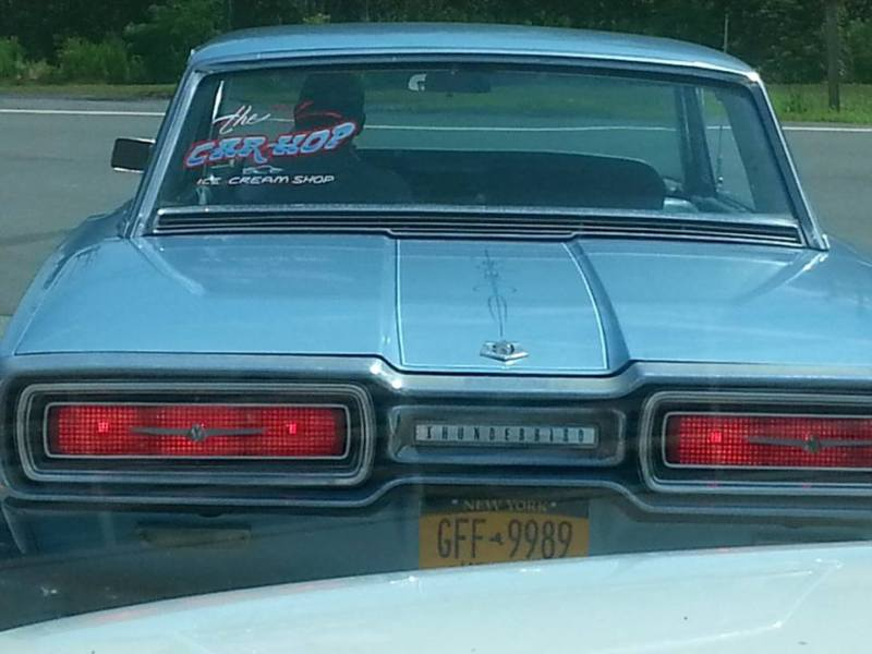 Ford Thunderbird 1964- 1966 custom & mild custom T2ec1271
