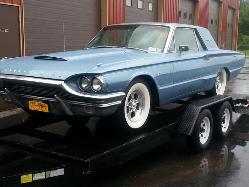 Ford Thunderbird 1964- 1966 custom & mild custom T2ec1272