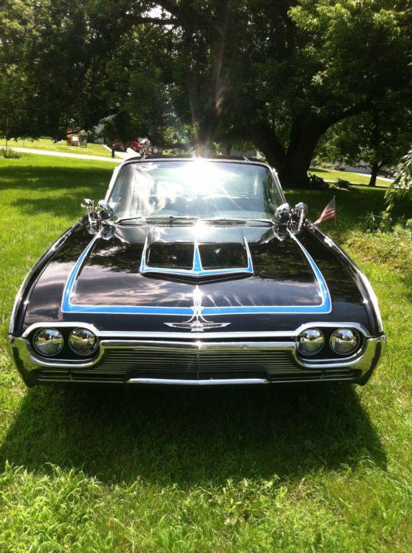 Ford Thunderbird 1961 - 1963 custom & mild custom T2ec1628