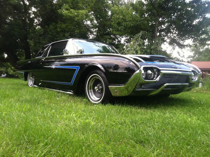 Ford Thunderbird 1961 - 1963 custom & mild custom T2ec1629