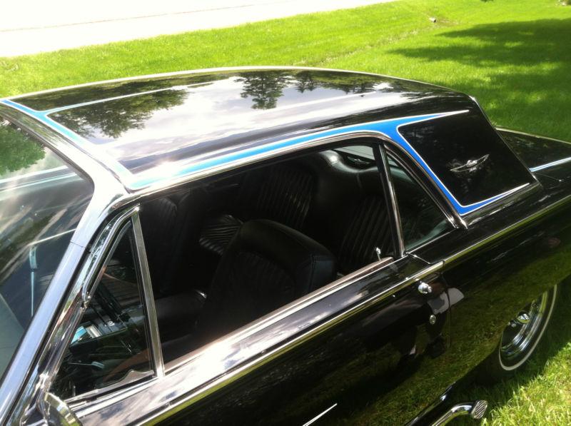 Ford Thunderbird 1961 - 1963 custom & mild custom T2ec1631