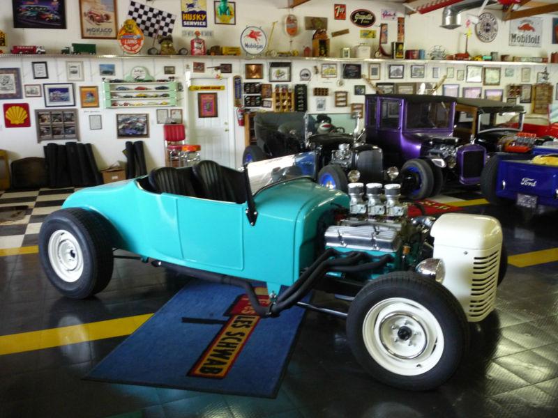 Ford T hot rod (1908 - 1927) - T rod T2ec1641