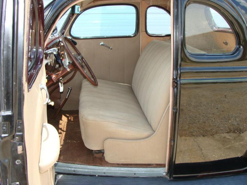 Ford 1935 - 38 custom & mild custom T2ec1652