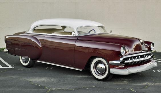 Chevy 1953 - 1954 custom & mild custom galerie - Page 4 T2ec1693