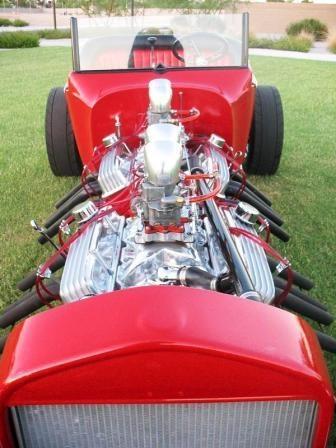 Ford T hot rod (1908 - 1927) - T rod Untitl20