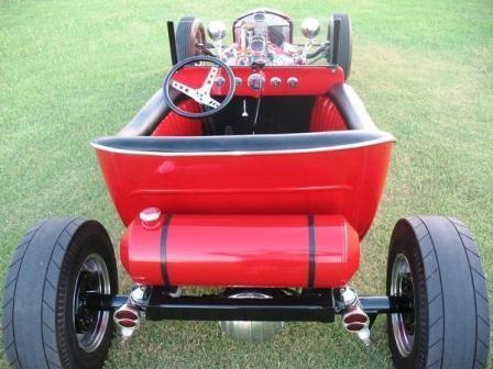 Ford T hot rod (1908 - 1927) - T rod Untitl21