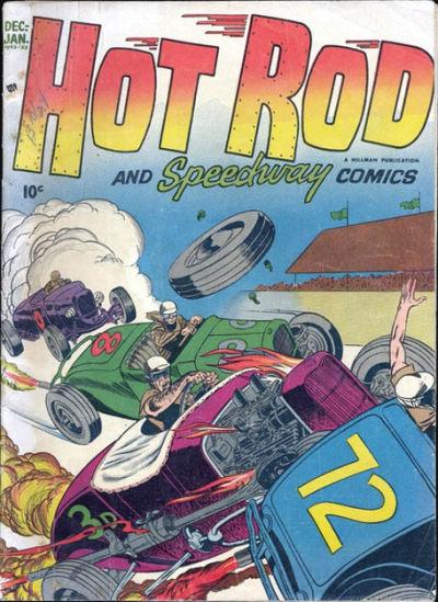 Hot Rod Comics - Hot Rod & Bandes dessinées User5710