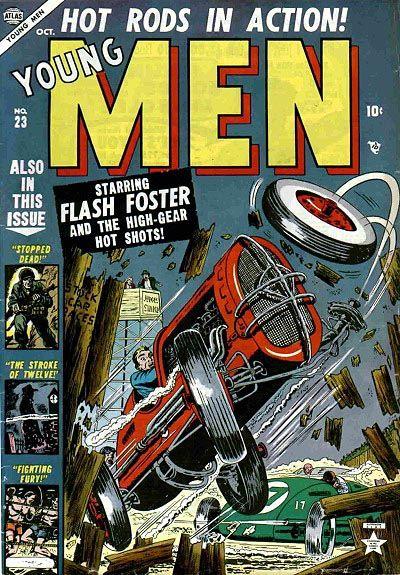 Hot Rod Comics - Hot Rod & Bandes dessinées User5711