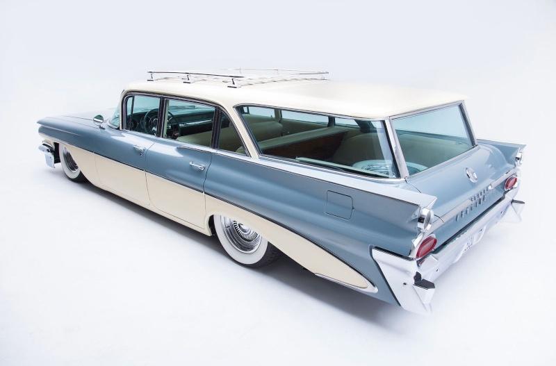 Pontiac 1959 - 62 custom & mild custom - Page 2 Vc10