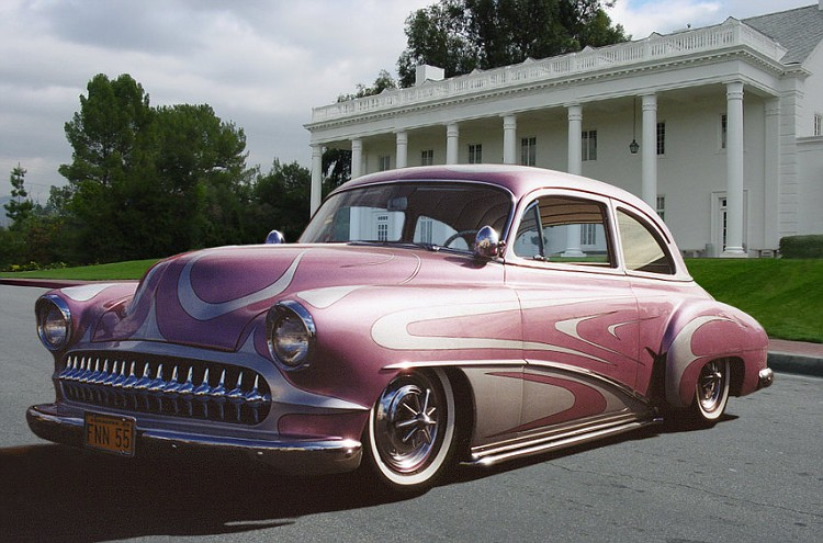 Chevy 1949 - 1952 customs & mild customs galerie - Page 5 Watson10