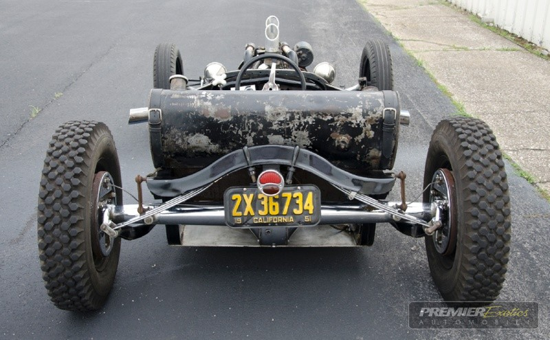 Ford T hot rod (1908 - 1927) - T rod Wg_80010