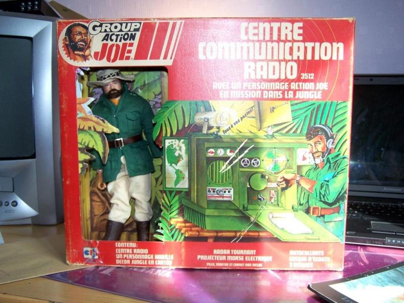 Centre communication radio. Centre10