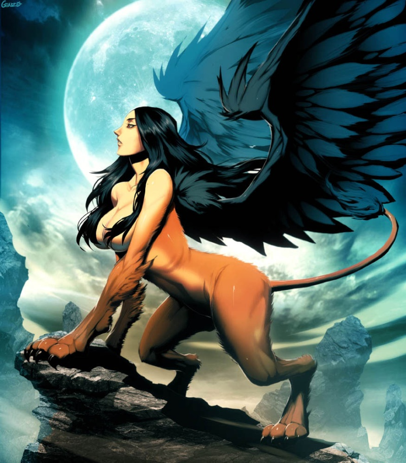 Mythical Creatures Image110